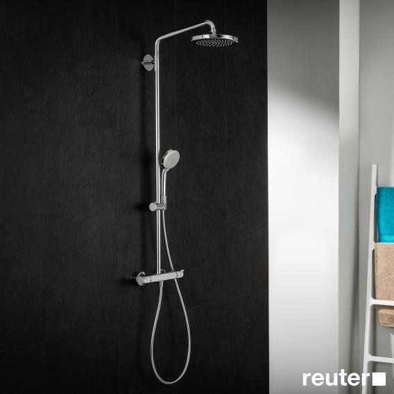 Hansgrohe Croma 220 Showerpipe