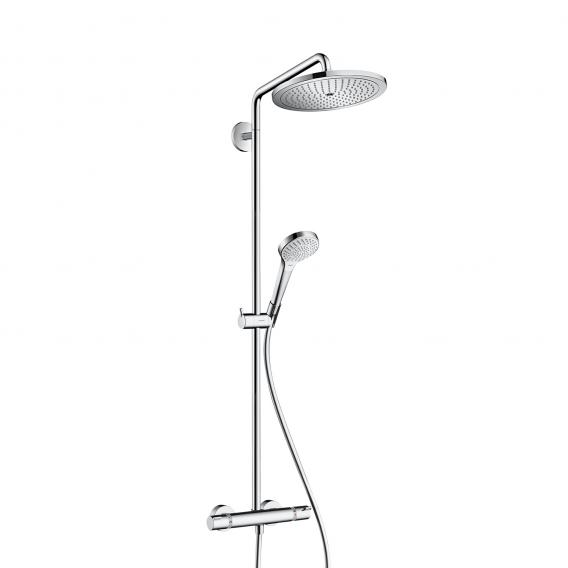 Hansgrohe Croma Select 280 Air 1jet Showerpipe chrome
