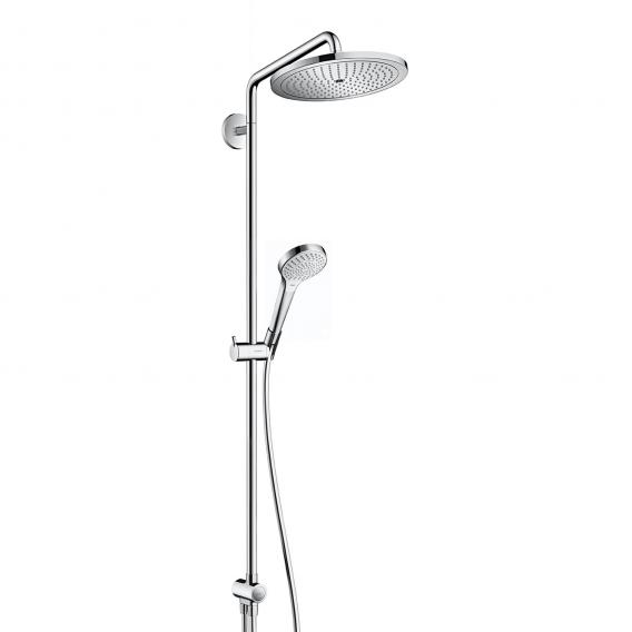 Hansgrohe Croma Select 280 Air 1jet Showerpipe, Reno chrome