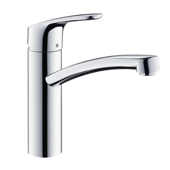 Hansgrohe Focus M41 single lever kitchen mixer for vented hot water cylinders