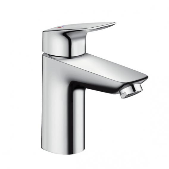 Hansgrohe Logis single lever basin mixer 100 CoolStart without waste set
