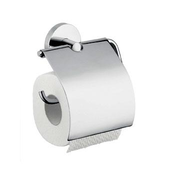 Hansgrohe Logis toilet roll holder chrome