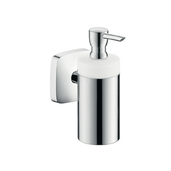 Hansgrohe PuraVida lotion dispenser set