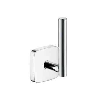 Hansgrohe PuraVida toilet roll holder for spare roll