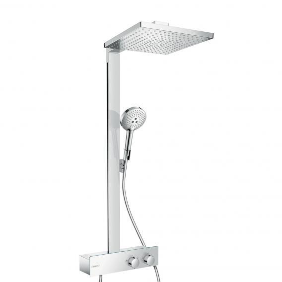 Hansgrohe Raindance E 300 1jet showerpipe 350 ST, EcoSmart