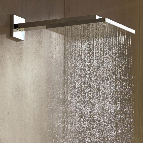 Hansgrohe Raindance E 300 Air 1jet overhead shower chrome