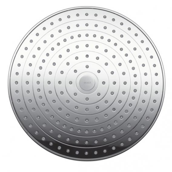 Hansgrohe Raindance Select S 2jet overhead shower with ceiling connection chrome