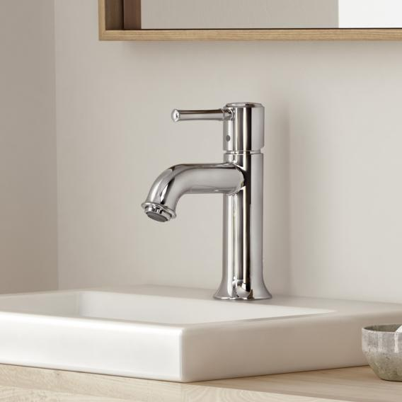 Hansgrohe Talis Classic single lever basin mixer 80 with pop-up waste set