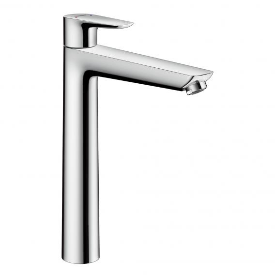 Hansgrohe Talis E single lever basin mixer 240 chrome, without waste set