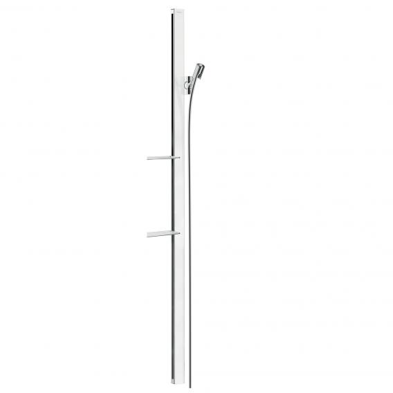 Hansgrohe Unica´E shower rail 0.90 m H: 1500 mm, white/chrome