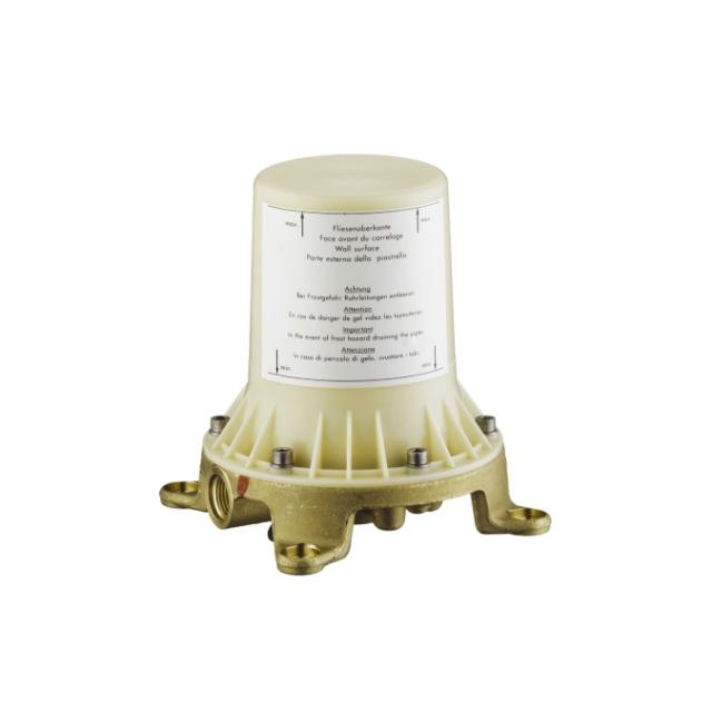 AXOR concealed part for floorstanding bath mixers