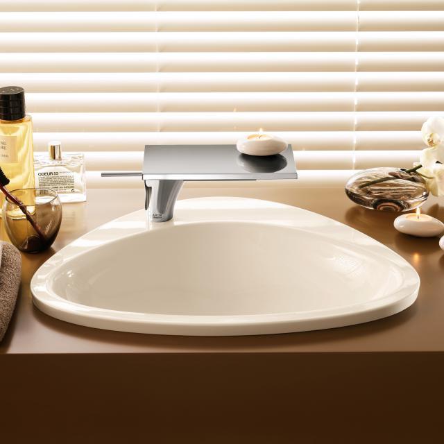 AXOR Massaud drop-in washbasin