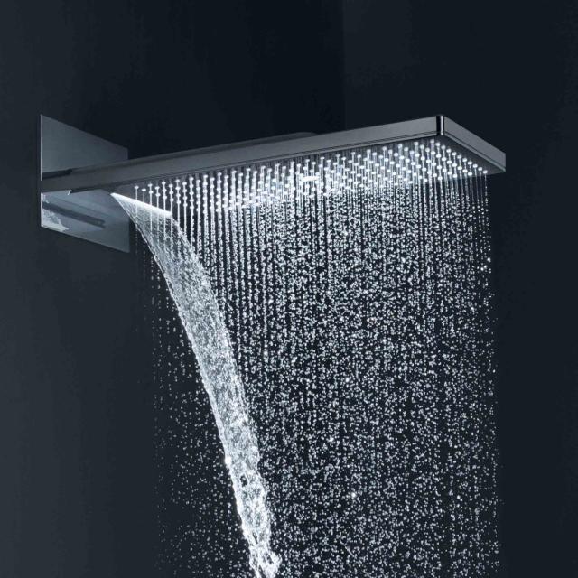 AXOR ShowerSolutions 250 / 580 3jet overhead shower chrome