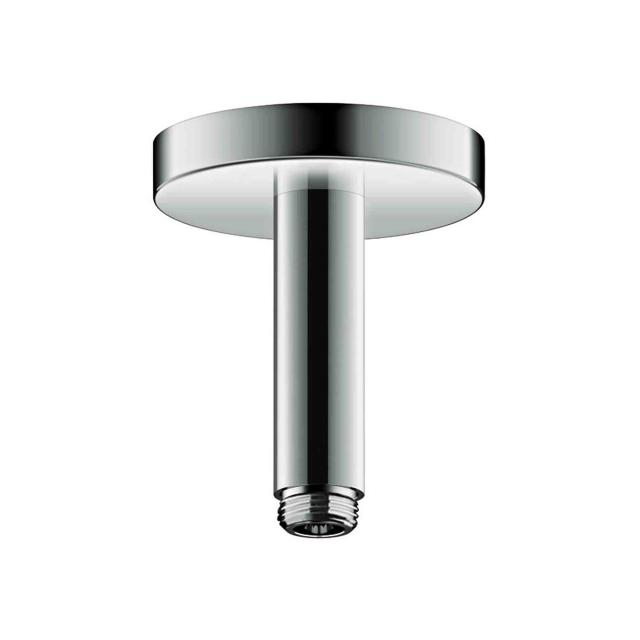 AXOR ShowerSolutions ceiling connection chrome