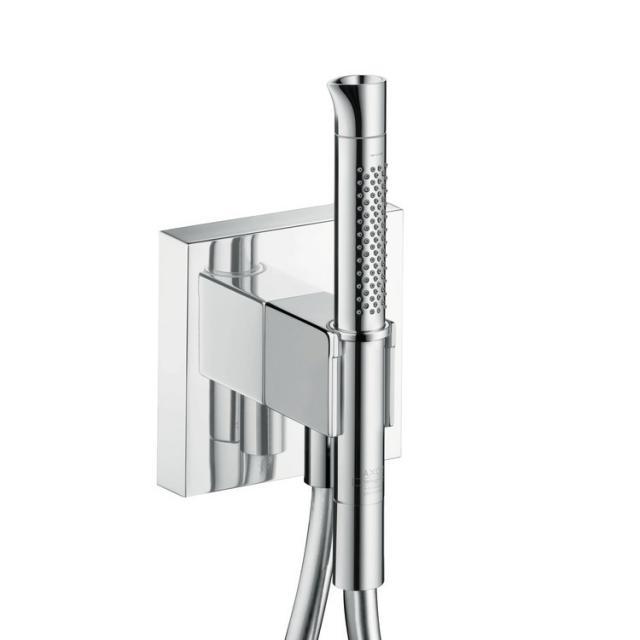 AXOR Starck Organic Porter unit with hand shower chrome