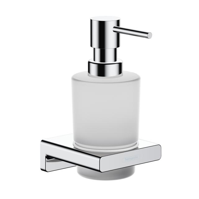 Hansgrohe AddStoris soap and lotion dispenser chrome