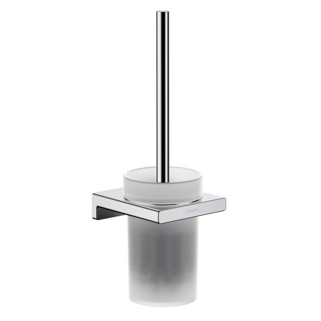 Hansgrohe AddStoris toilet brush set chrome