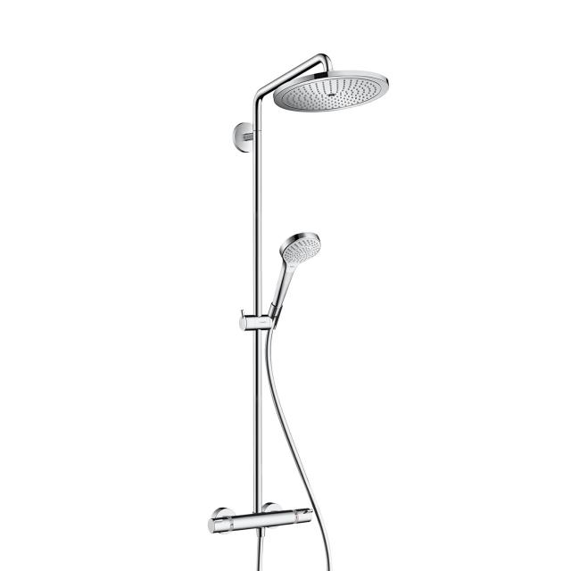 Hansgrohe Croma Select S 280 Air 1jet Showerpipe chrome