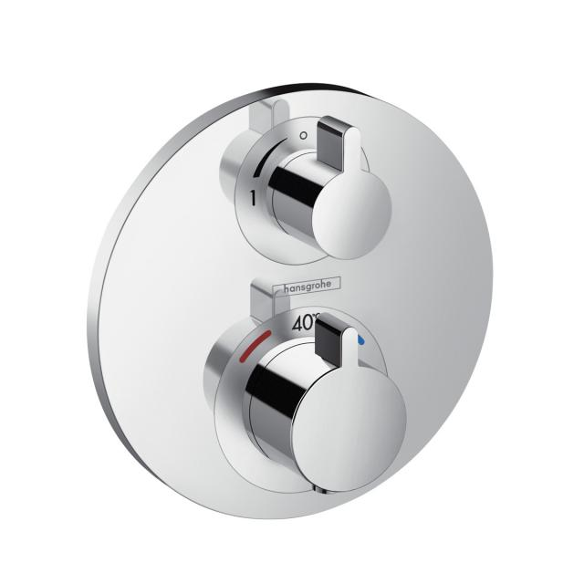 Hansgrohe Ecostat S concealed thermostat, for 1 outlet