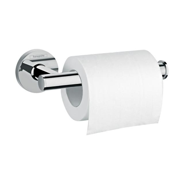 Hansgrohe Logis Universal toilet roll holder without cover