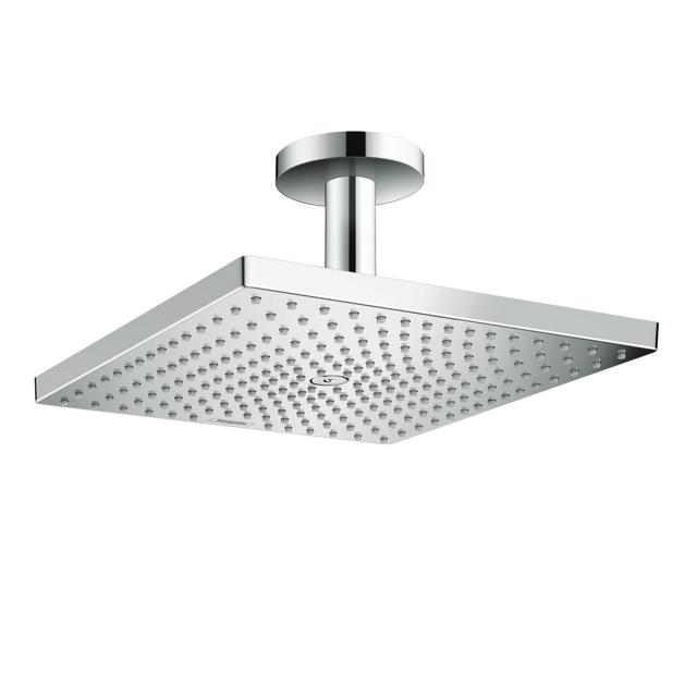 Hansgrohe Raindance E 300 Air 1jet overhead shower with ceiling connection chrome