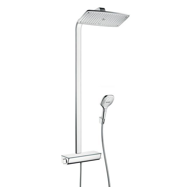 Hansgrohe Raindance Select E 360 1jet Showerpipe chrome