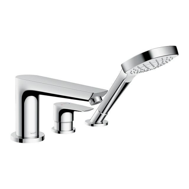 Hansgrohe Talis E three hole deck-mounted bath fittings