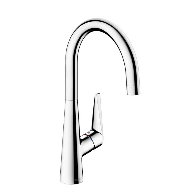 Hansgrohe Talis M51 single lever kitchen mixer 260 w. swivel f. open hot water heater