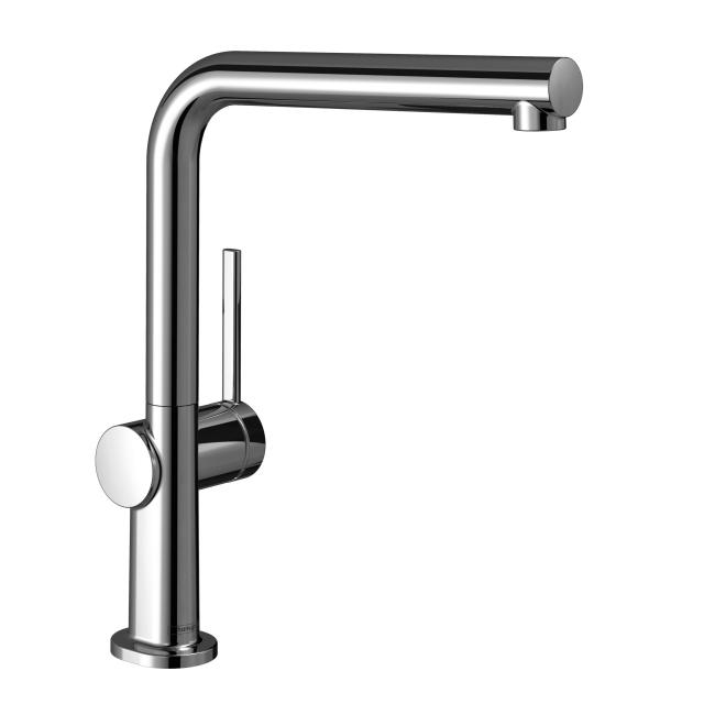 Hansgrohe Talis M54 single lever kitchen mixer with swivel spout chrome