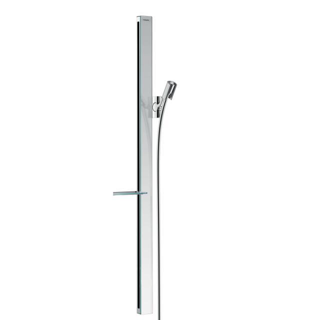 Hansgrohe Unica´E shower rail 0.90 m H: 900 mm, chrome