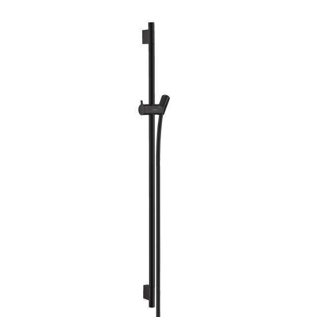 Hansgrohe Unica'S Puro shower rail H: 900 mm, matt black