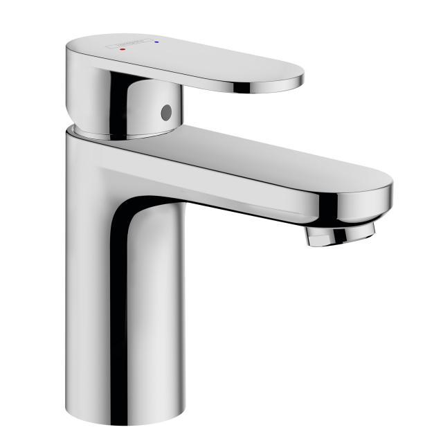 Hansgrohe Vernis Blend single lever basin mixer 100 without waste set, chrome
