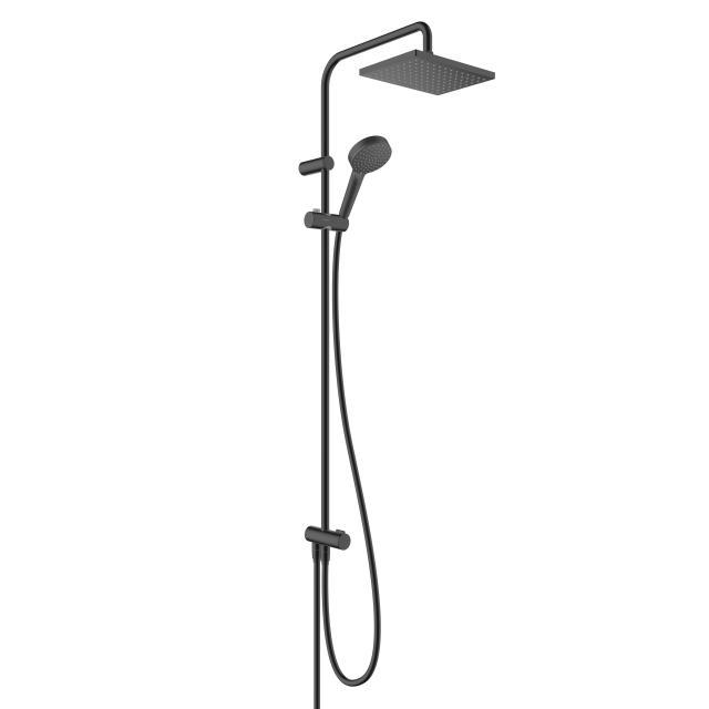 Hansgrohe Vernis Shape 230 1jet Showerpipe Reno matt black