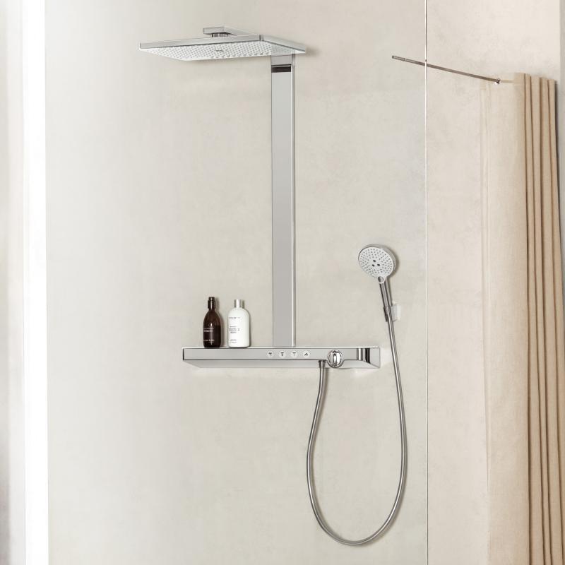 hansgrohe rainmaker select 460 3jet showerpipe 27106400