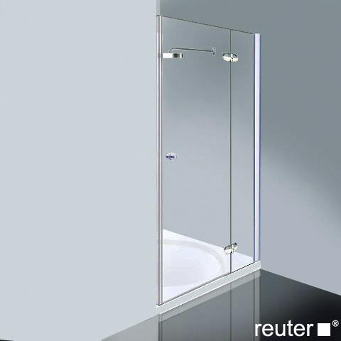 Reuter Kollektion Medium New door in recess chrome/silver high shine STIM 785-800 fixed166
