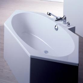 Hoesch ARMADA hexagonal bath white