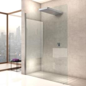 Hoesch CIELA shower panel with overhead shower, corner version