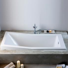 Hoesch FOSTER rectangular bath white