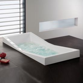 Hoesch FOSTER rectangular whirlpool with Deluxe Whirl-Air Whirlsystem