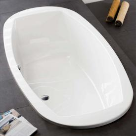 Hoesch LARGO oval bath white