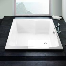 Hoesch Largo rectangular bath white