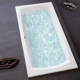 Hoesch LARGO rectangular whirlbath with Deluxe Whirl-Air Whirlsystem