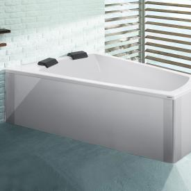 Hoesch LARGO trapeze bath, left version
