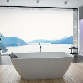 Hoesch LASENIA freestanding rectangular bath white