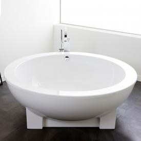 Hoesch MICHAEL GRAVES DREAMSCAPE freestanding bath white, without borehole