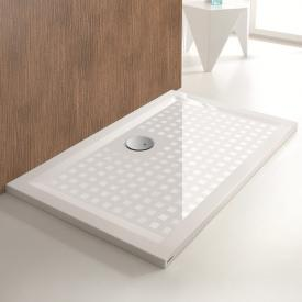 Hoesch MUNA rectangular/square shower tray white, with SoliquePRO anti-slip