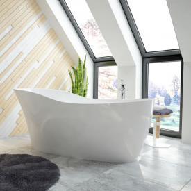 Hoesch NAMUR LOUNGE freestanding bath white