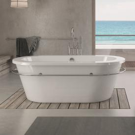 Hoesch PHILIPPE STARCK Edition 1 freestanding bath white, without borehole