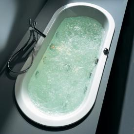 Hoesch PHILIPPE STARCK Edition 2 oval whirlpool with Deluxe Whirl-Air