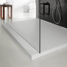 Hoesch SENSAMARE DELIGHT rectangular shower tray matt white